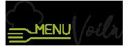Menùvoilà Logo